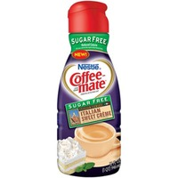 Nestlé Coffee Mate Italian Sweet Creme Sugar Free Liquid Coffee Creamer