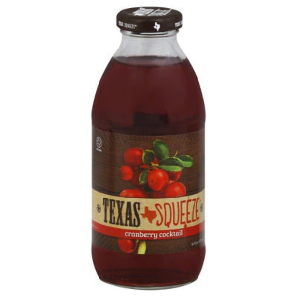 Texas Squeeze Cranberry Cocktail