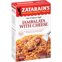 Zatarains New Orleans Style Jambalaya With Cheese