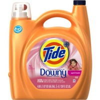 Tide + Downy April Fresh Laundry Detergent