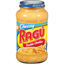 Ragu Double Cheddar Cheese Creations Pasta Sauce