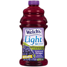 Welch's Juices Concord Grape Light Light Juice