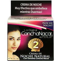 Concha Nacar Night Cream