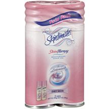 Skintimate Skin Therapy Lotionized Dry Skin Moisturizing Shave Gel