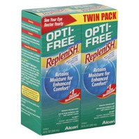 Opti-Free Replenish Multi-Purpose Disinfecting Solution - 2 CT