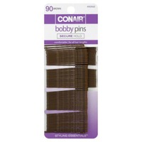 Conair Bobby Pins Color Match Brunette - 90 CT