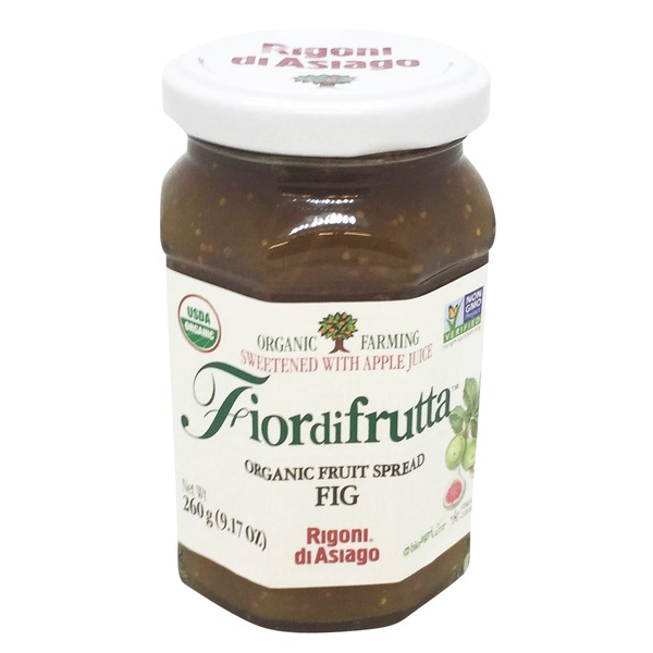 Rigoni Di Asiago Fruit Spread, Organic, Fig