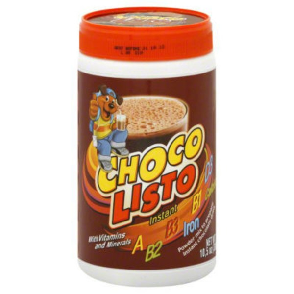 Choco Listo Powder Mix