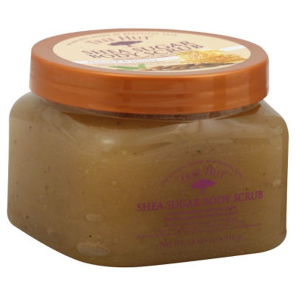 Tree Hut Sugar Scrub, Shea, Almond & Honey