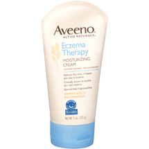Aveeno Active Naturals Eczema Therapy Anti-Itch Moisturizing Cream