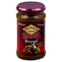 Patak's Original Concentrated Curry Paste Biryani Medium