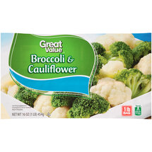 Great Value  Broccoli & Cauliflower