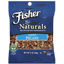 Fisher Chefs Naturals Chopped Pecans