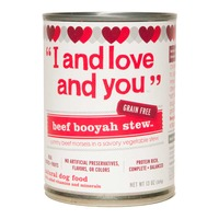 I & Love & You Beef Booyah Stew