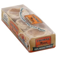 Thomas Whole Grain English Muffins
