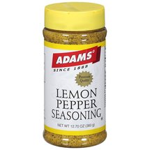 Adams Lemon Pepper Seasoning