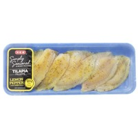 H-E-B Simply Seasoned Lemon Pepper Tilapia Fillet