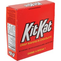 Kit Kat Chocolate Wafers Candy Bar