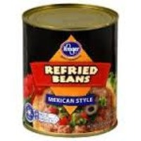 Kroger Traditional Refried Beans
