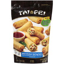 Tai Pei Mini Chicken Spring Rolls