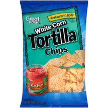 Great Value White Tortilla Chips