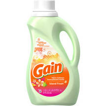 Gain Fabric Softener Island Fresh