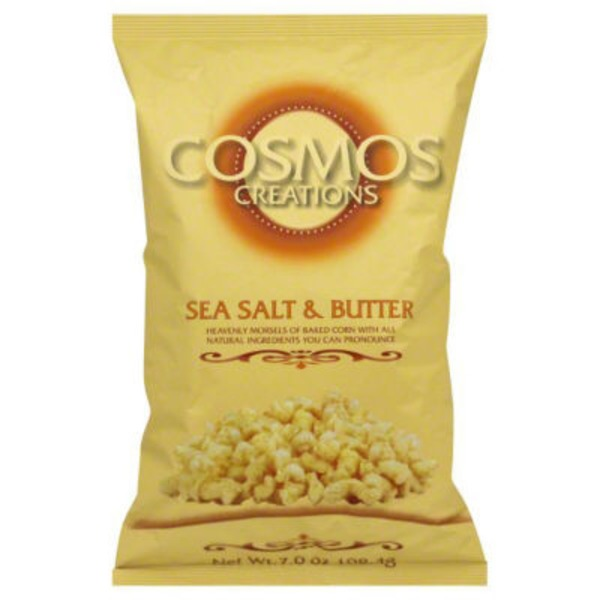 Cosmos Creations Sea Salt & Butter Baked Corn