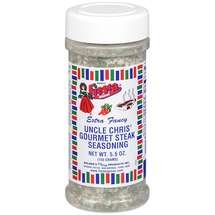 Bolner's Fiesta Brand Uncle Chris' Gourmet Steak Seasoning