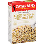 Zatarains New Orleans Style Long Grain & Wild Rice