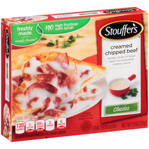 Stouffer's Single Serve Creamed Chipped Beef