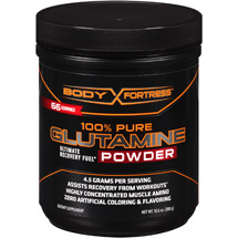 Body Fortress L-Glutamine Powder