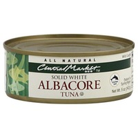 Central Market Solid White Albacore Tuna