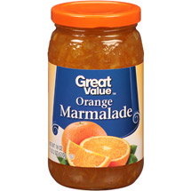 Great Value Orange Marmalade