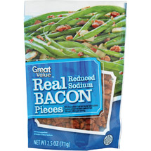Great Value: Real Bacon Pieces