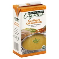 Central Market Organics Free Range Chicken Broth