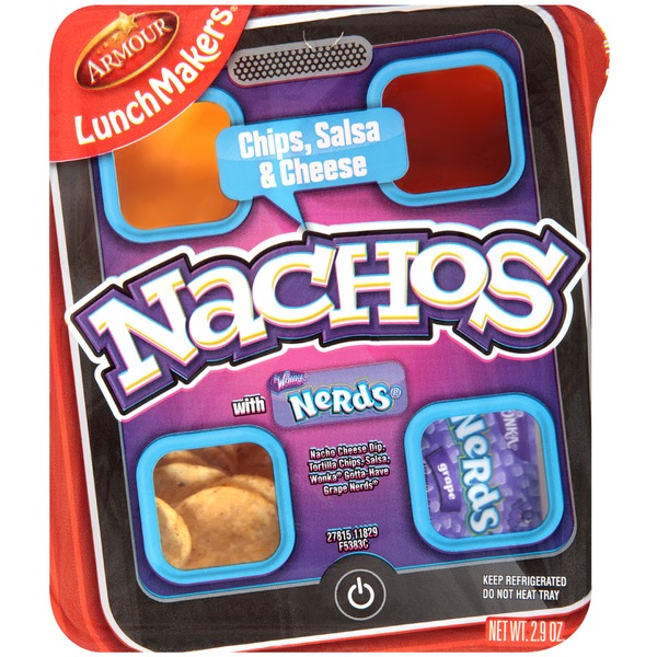Armour Nachos LunchMakers