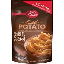 Betty Crocker Homestyle Sweet Potato Mashed Potatoes