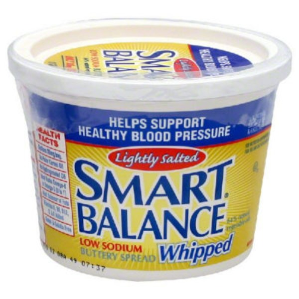 Smart Balance Low Sodium Whipped Imitation Butter