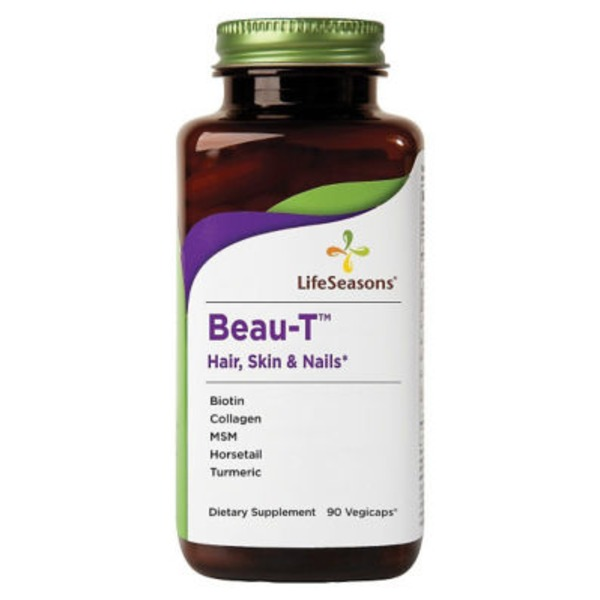 Lifeseasons Beau-T Hair, Skin & Nails Formula