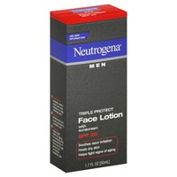 Neutrogena® Triple Protect Face Lotion SPF 20 Men