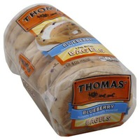 Thomas Sliced Blueberry Bagels