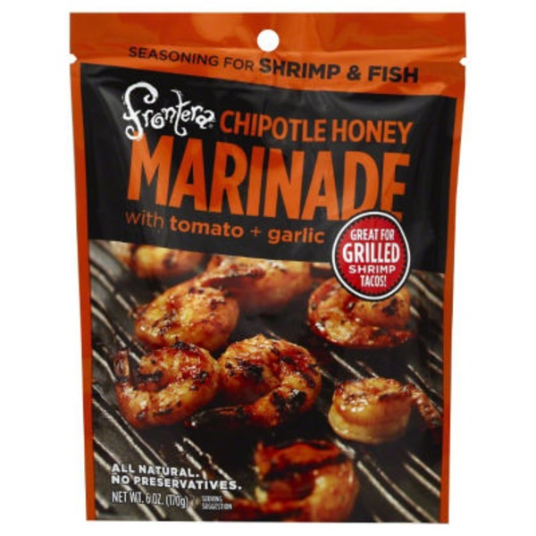 Frontera Chipotle Honey Marinade