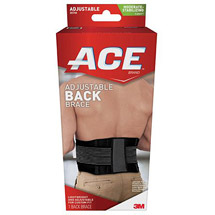 ACE Moderate-Stabilizing Support Adjustable Back Brace