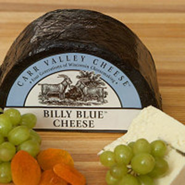 Carr Valley Cheese Billy Blue
