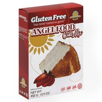 Kinnikinnick Foods Cake Mix, Angel Food