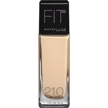 Maybelline New York Fit Me Foundation Sandy Beige 210