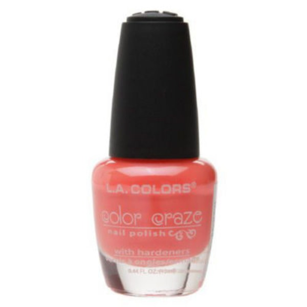 L.A. Colors Nail Polish Hottie NP534