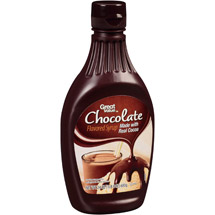 Great Value Chocolate Syrup