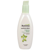 Aveeno(R) Positively Radiant(R) Cleanser Pump Cleansers