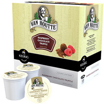 Van Houtte Raspberry Chocolate Truffle Coffee K-Cups